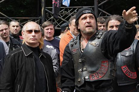 Путін і Хірург. Фото: yuga.ru