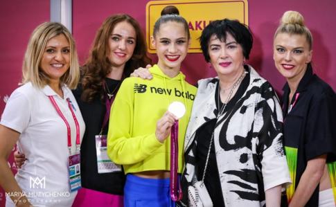 41c975e gym 1581023538 - Федерация гимнастики Украины объяснила участие сборной в соревнованиях в России
