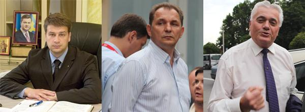 Основні претенденти на посаду мера: Сабадаш, Сабов і Попович