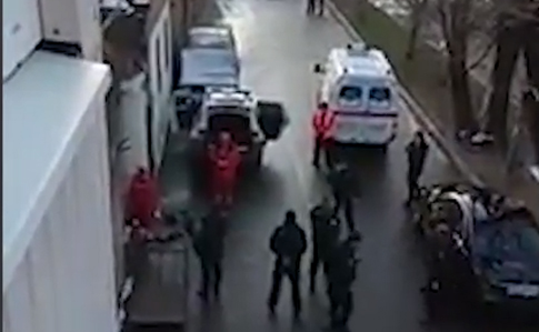 Перестрілка вОдесі: уреанімації помер поліцейський