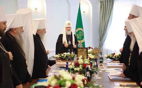 РПЦ повністю розірвала стосунки з Константинополем. Онуфрій підтримав