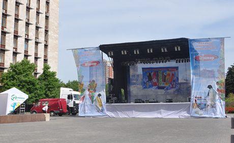 Донецк 31 мая. Фото ОстроВа