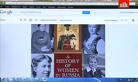 В США Тимошенко считают известной... россиянкой