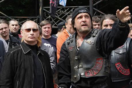 Путин и Хирург. Фото: yuga.ru