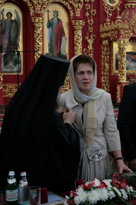 Людмилі Янукович дали орден