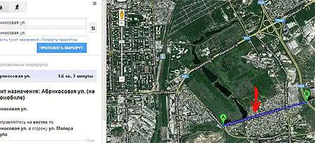 В дорогу к дому Людмилы Янукович закатают 8 млн (ФОТО)