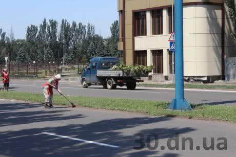 Місто інспектували до приїзду Януковича