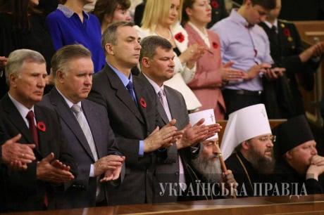 Віряни УПЦ МП прийшли молитися під Раду - Цензор.НЕТ 6585