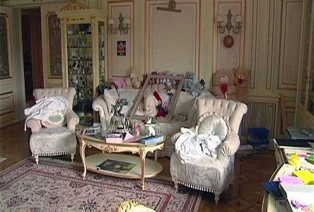 Детская комната в Хонке Януковича