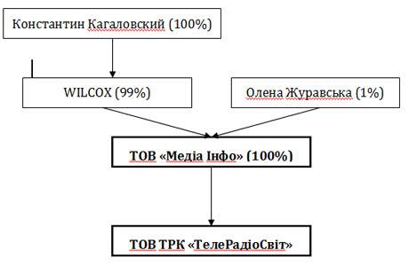Структура власності ТВі
