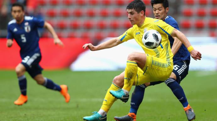 Маліновський повернувся у збірну на вирішальний матч відбору до ЧС-22