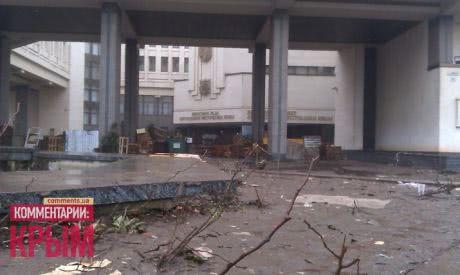 Кримський парламент захопили