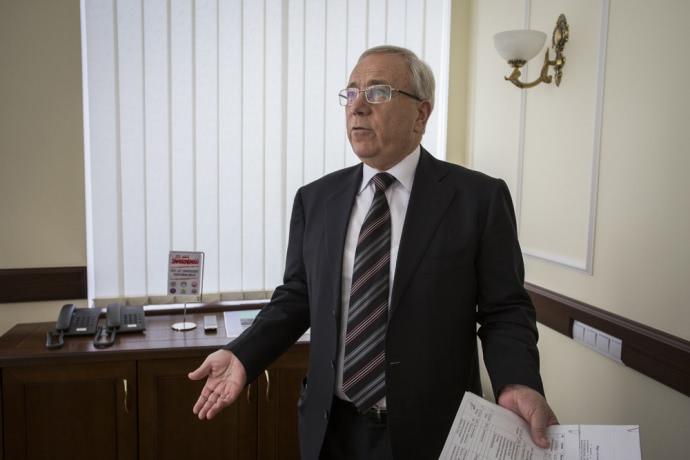 Мэр Кривого Рога Юрий Вилкул