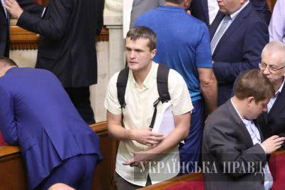 Юрій Луценко - один з молодих у парламенті