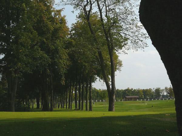 Новое поле для гольфа Виктора Януковича