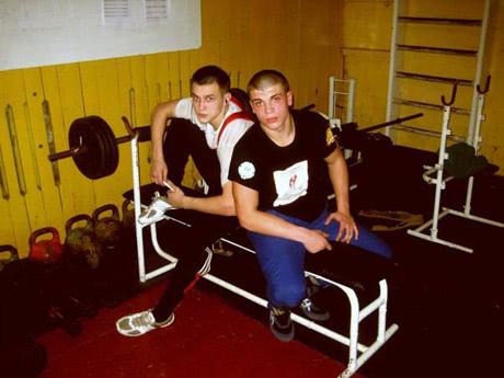 Фото з видаленої сторінки Вадіка Румина Вконтакті. Із Facebook Влада Соделя