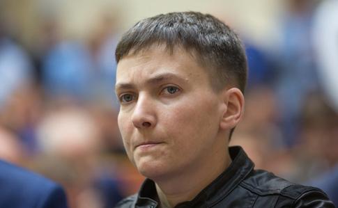 «Ценесхоже наНадю»: стало відомо про госпіталізацію Савченко