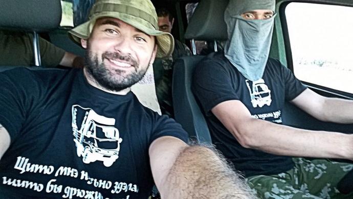 Родіон Шовкошитний (зліва): Є певний ряд вбивств, які пов'язані з історією з контрабандою