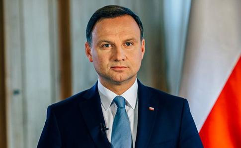 Дуда просить суд перевірити статті про українських націоналістів у законі про ІНП