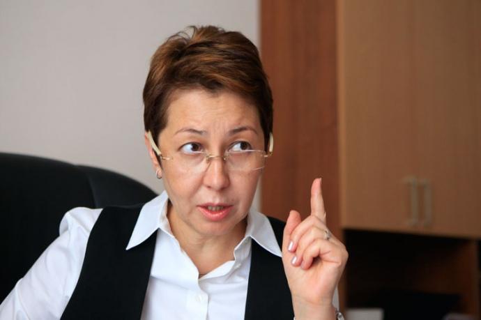 судья Елена Первушкина