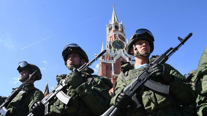 Шойгу: РФ  для адекватного противодействия НАТО делает  20 новых воинских соединений
