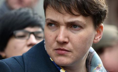 Савченко не смогли доставить в больницу