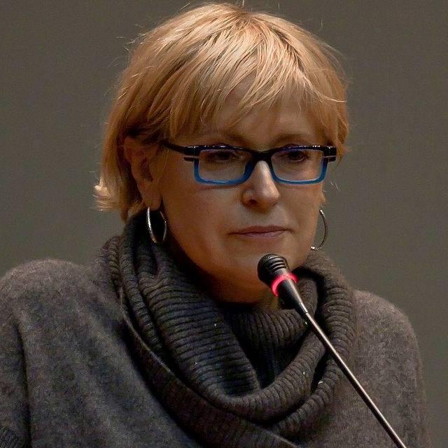 Отстранена ректоршу Национального медицинского университета имени Богомольца Екатерина Амосова