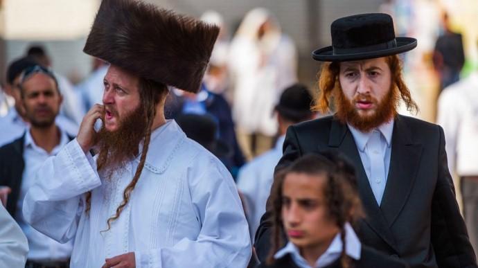 Украина и Израиль обеспокоены возможным массовым сбором хасидов в Умани