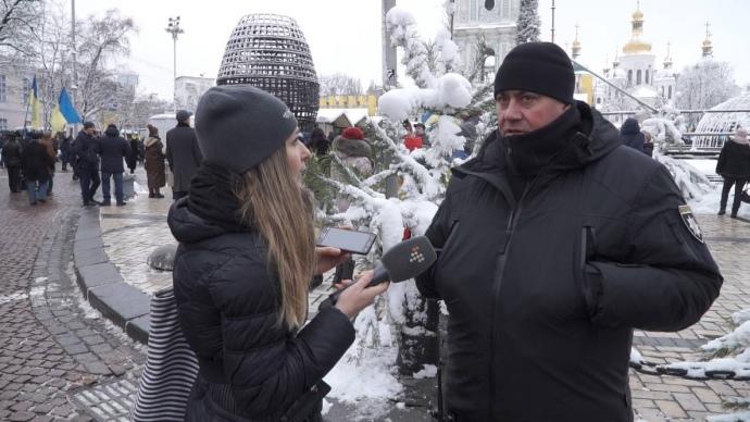Руслан Цикалюк, командир полку поліції особливого призначення
