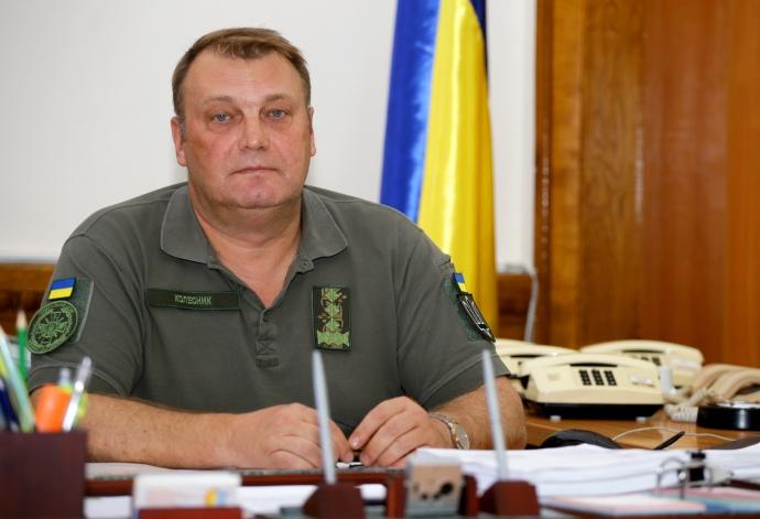 Первый заместитель начальника Генштаба Вооруженных сил Украины Игорь Колесник.
