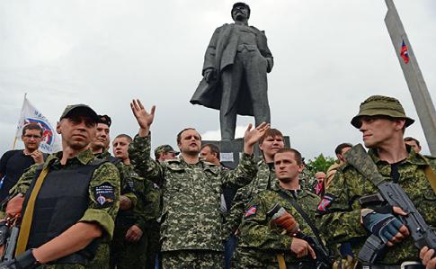 """""""ЛНР"""" і """"ДНР"""" необхідно розпустити - США"""