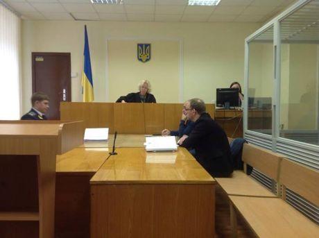 Власенко в Печерському суді