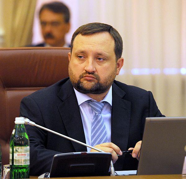 Сергій Арбузов. Фото прес-служби Кабміну