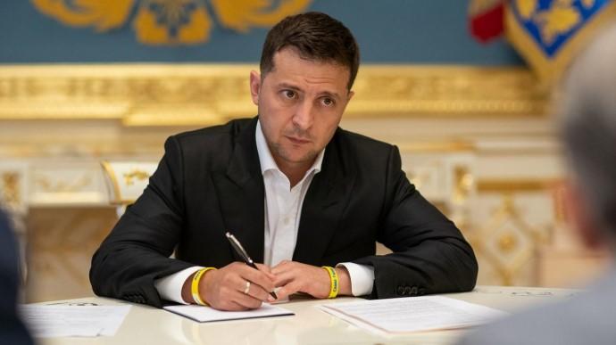 Зеленський підписав закон про підвищення мінімальної зарплати | Українська  правда