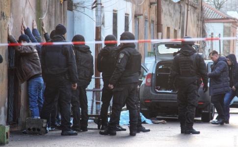 Вцентре Одессы произошла стрельба