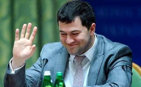 Насіров теж заявив, що піде у президенти