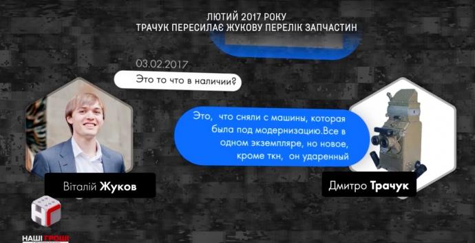 Обсуждение закупки украинских деталей, которые должны были быть утилизированы
