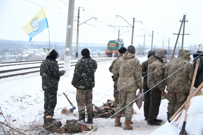 2 лютого депутати з колишніми бійцями батальйону