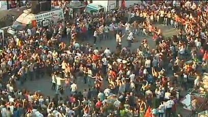 Турков объединили протесты