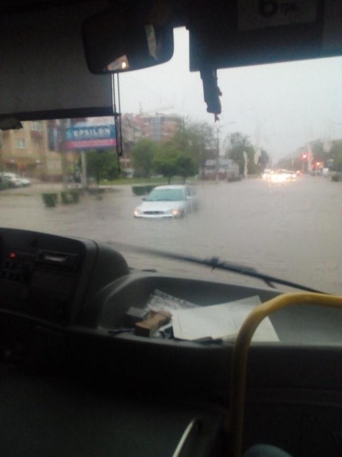 Негода на Буковині