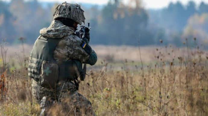 Український військовий отримав поранення внаслідок обстрілу – ООС