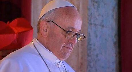 Папа Франциск І. Фото з Facebook понтифіка