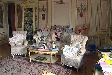 Дитяча кімната у Хонці Януковича