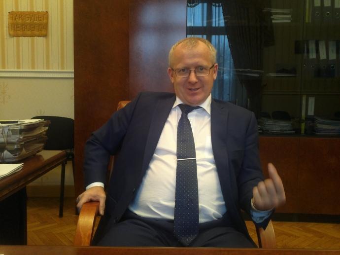 Юрій Бровченко, заступник міністра економічного розвитку та торгівлі