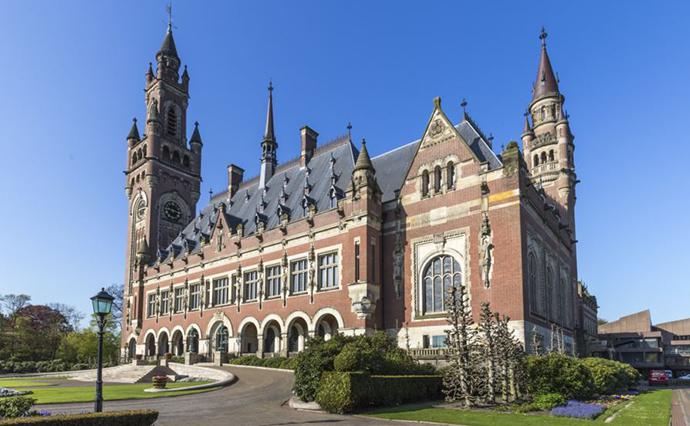 """Результат пошуку зображень за запитом """"Третейського суду у Гаазі"""""""