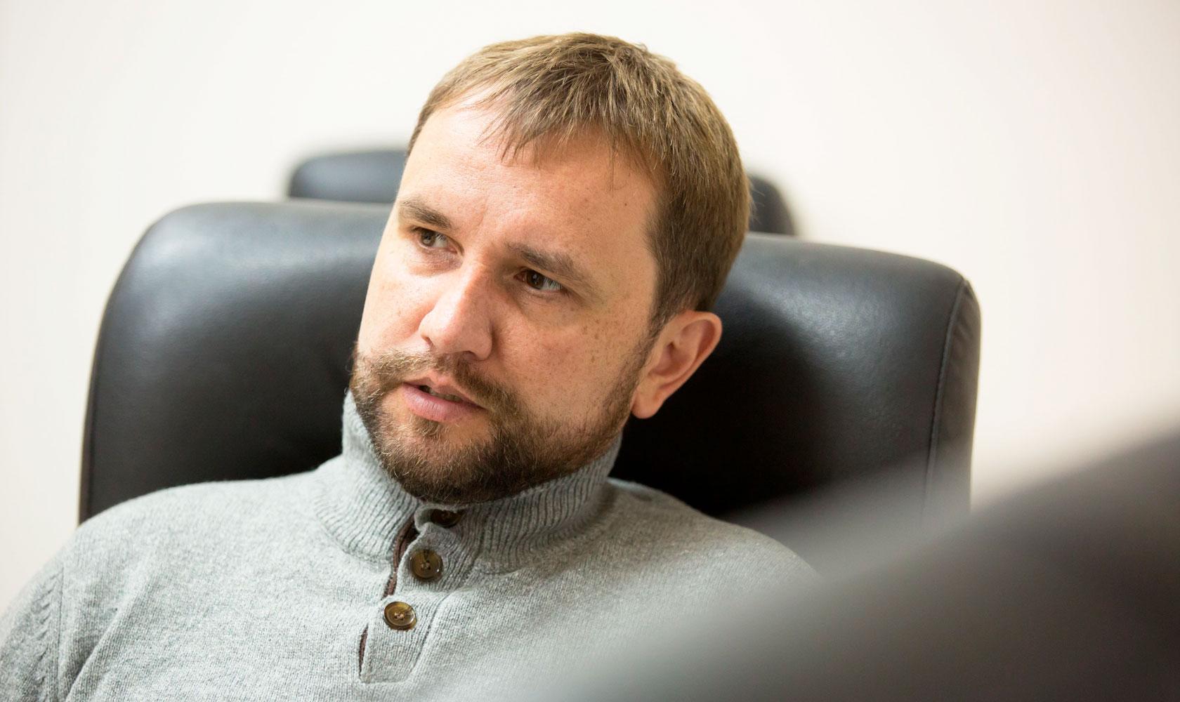 Володимир В'ятрович про нову владу, декомунізацію, мову, стосунки ...