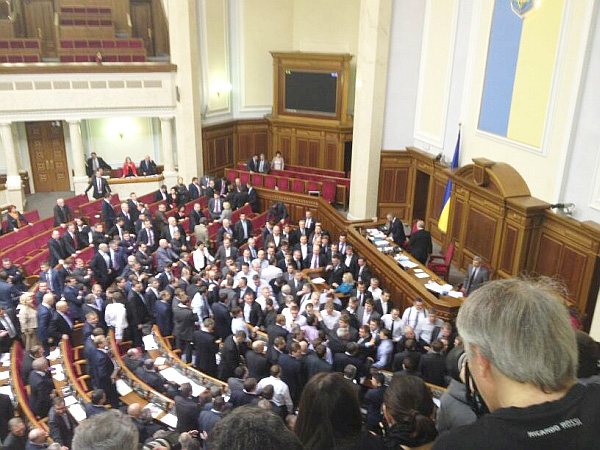Депутати не працюють