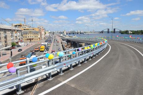 В Киеве на Подоле изменится схема движения транспорта - Киев Дело.