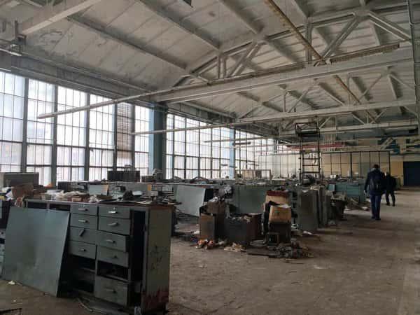 Поточний стан Київського заводу