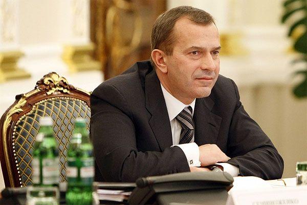 Андрій Клюєв. Фото прес-служби президента